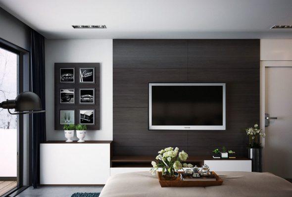 Оформление ТВ-зоны