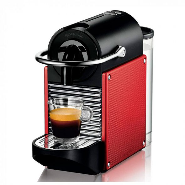 Nespresso «Pixie Dark Red»