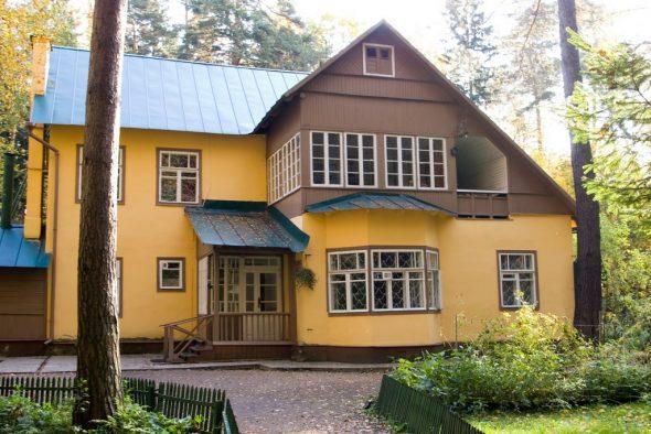 Дом-музей известного детского писателя