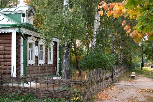 Дом, в котором родился поэт
