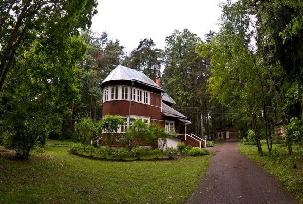 Дом-музей писателя в Переделкино