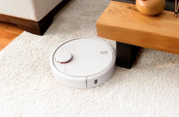 Xiaomi Mijia Mi Robot Vacuum Cleaner SDJQR02RR