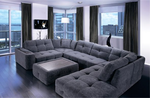 Модульный диван «Леонардо»