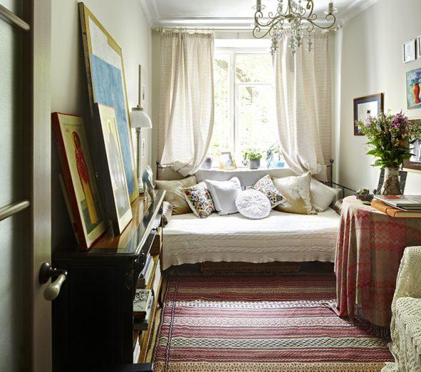 Стиль винтаж в интерьере маленькой квартиры