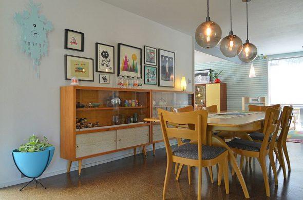 Мебель в стиле 50—60-х