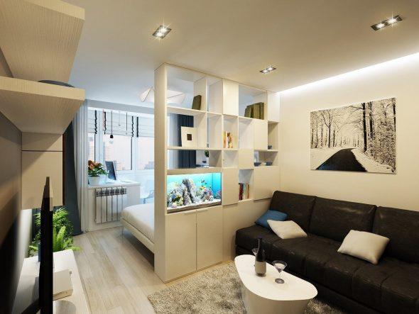 как жить в маленькой квартире чтобы было удобно