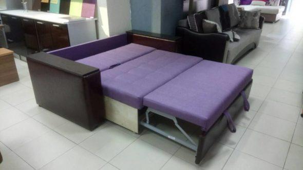 диван, который раскладывается вперёд