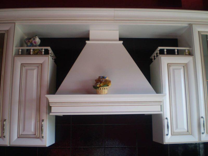 Оформление вытяжки на кухне: красота в деталях