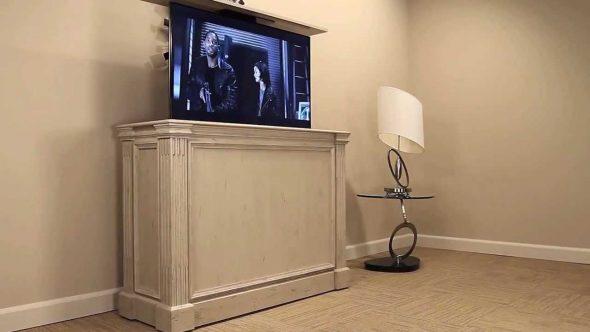 Выдвижной механизм для телевизора
