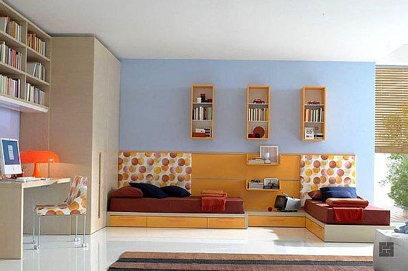 Какие ошибки допускают родители при обустройстве детской комнаты для двоих детей