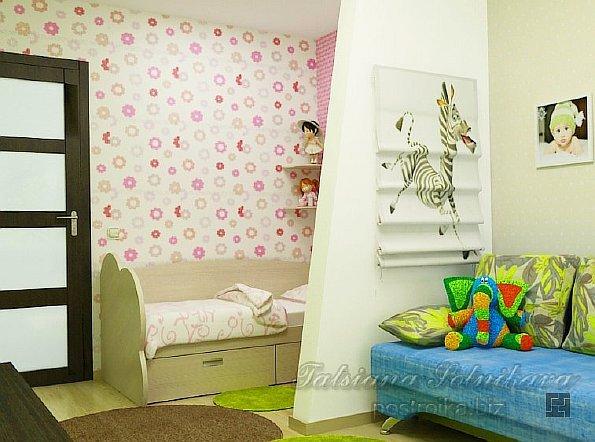 Частная школа ремонта, или Детские комнаты без страха и упрека своими руками