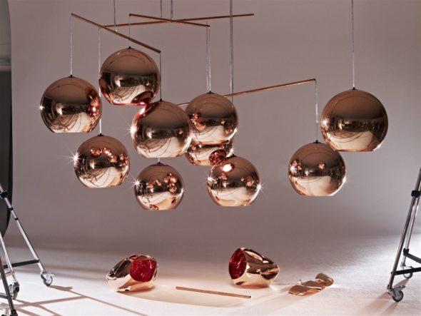 Дизайн светильников от Тома Диксона