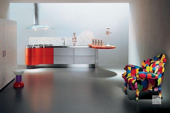 Кресло Алессандро Медини в дизайне интерьера