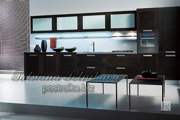 Расширяем границы домашнего минимализма: дизайн кухни, совмещенной с гостиной