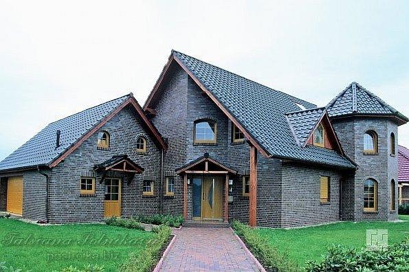 Как построить кирпичный дом: фото...репортаж и мастер-класс :)