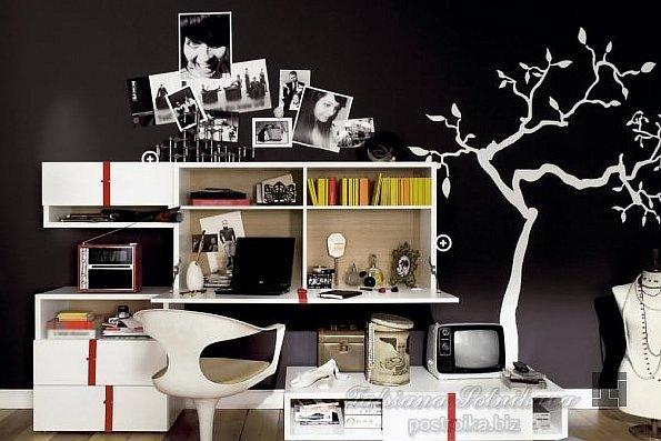 Зонирование и меблировка детских комнат для подростков, или Фото-руководство «Как угодить современному тинейджеру»