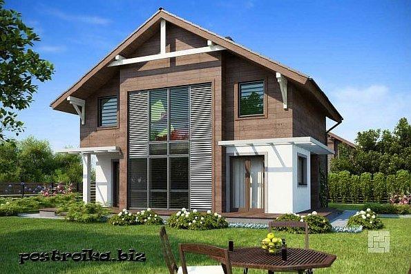Если требуются проекты индивидуальных жилых домов...