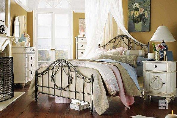 От прованса до гламура: романтичная детская комната для модной девочки подростка