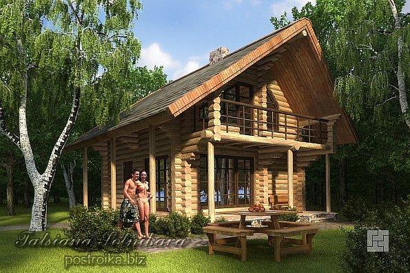 Строительство бани поэтапно: фундамент, сруб, крыша, фото на память!