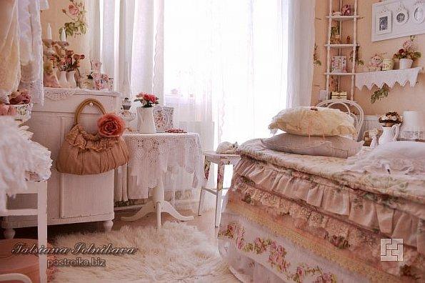 Пример декора комнаты