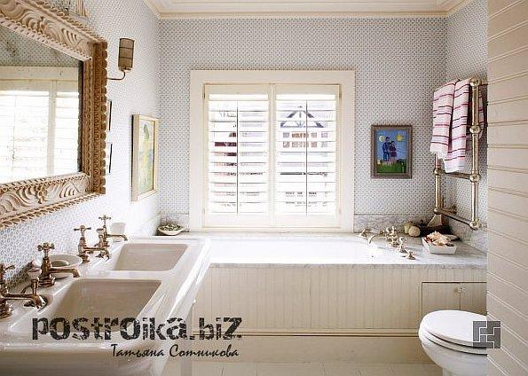 Тысяча и одна мелочь, или Стильный декор ванной комнаты