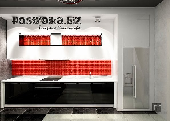 """Лучшее средство от хандры – декор стен на кухне, или Как вылечить """"сердце"""" дома?"""