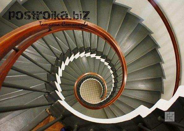 Как сделать удобную винтовую лестницу