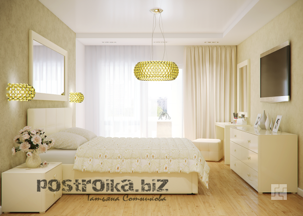 Большие секреты маленьких спален: грамотный дизайн в фото