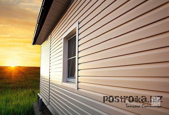 Фасадные материалы в фотообзоре