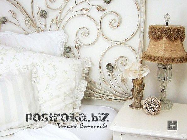 Спальная комната Снежной королевы: дизайн белого интерьера в фото