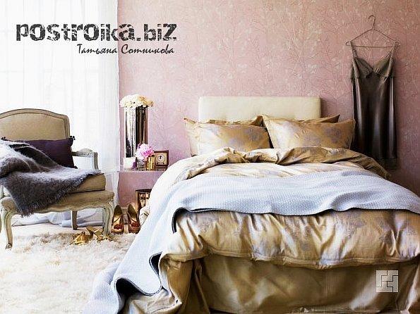 Медовый месяц в кровати, или Идеи интерьера для романтической спальни