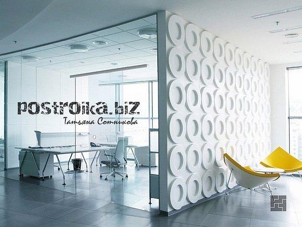 Применение конструкций из стекла в интерьере