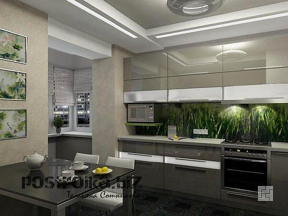 Отделочные кухонные материалы