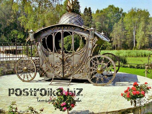 Изысканность и надежность садовой мебели из металла
