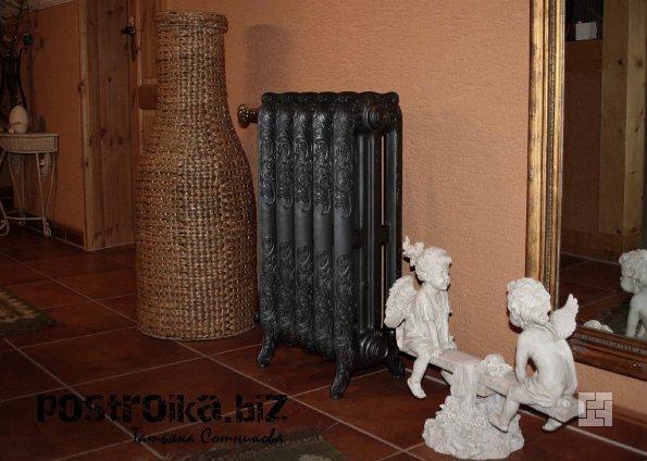 Стилизованные радиаторы