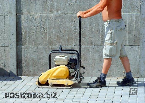 Можно ли уложить тротуарную плитку своими руками
