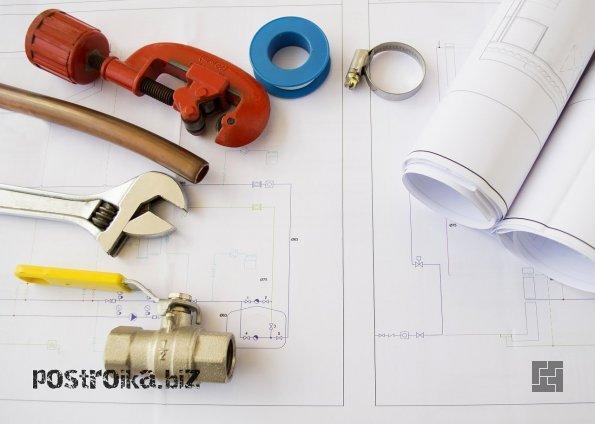 Проект системы водяного отопления