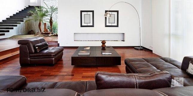 Успешный дизайн интерьера гостиной комнаты
