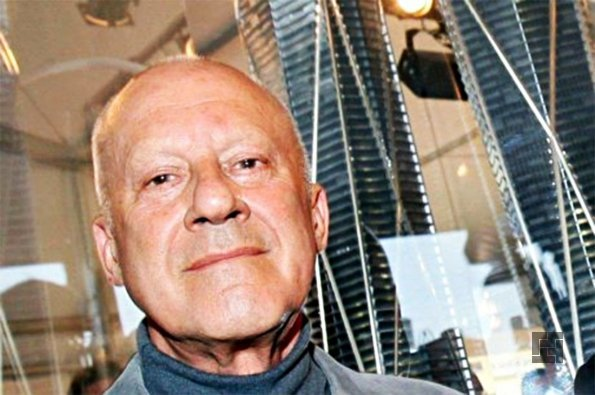 Знаменитый английский архитектор Норман Фостер