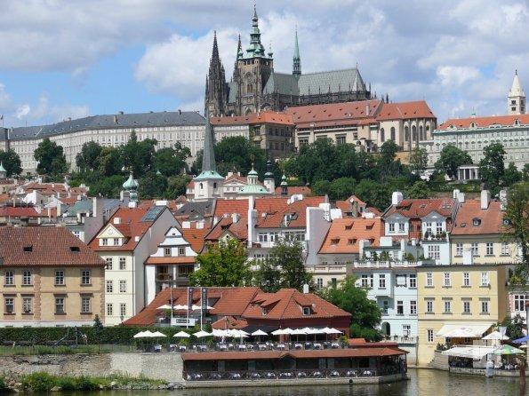 апартаменты в Чехии, Прага