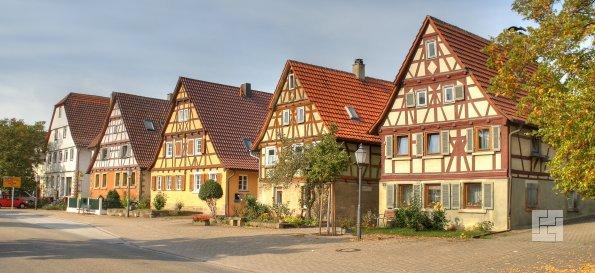 Современные немецкие каркасные дома