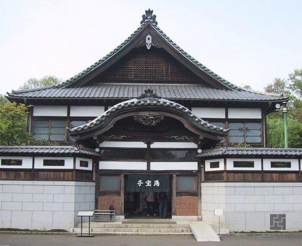 Японская классическая баня