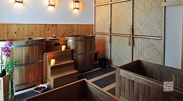 Устройство японской бани