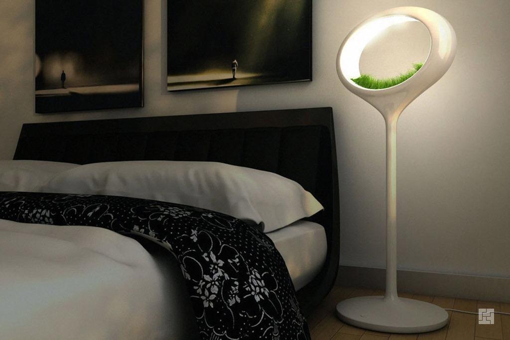 Классика и дизайнерские светильники — выбираем торшер