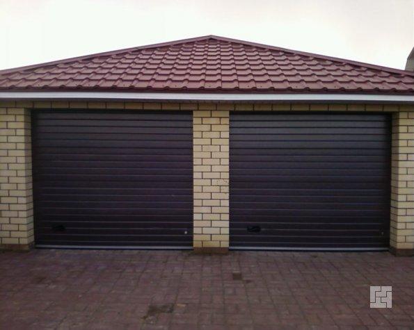 стальные роллеты для гаража служат эстетичным и надежным способом защиты от проникновения