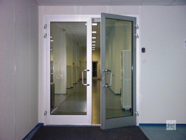 межкомнатные двери-маятники