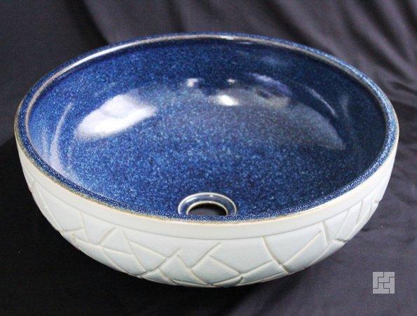 Оригинальная керамическая раковина