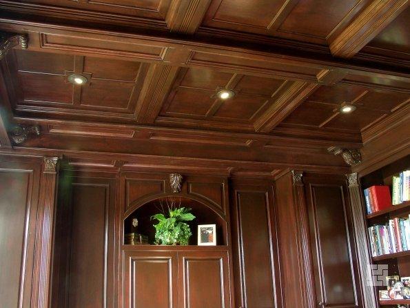 Деревянные потолки Армстронг