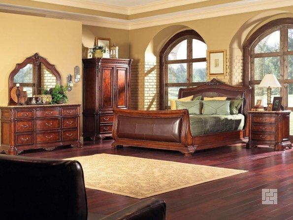 Шерстяной ковёр для спальни