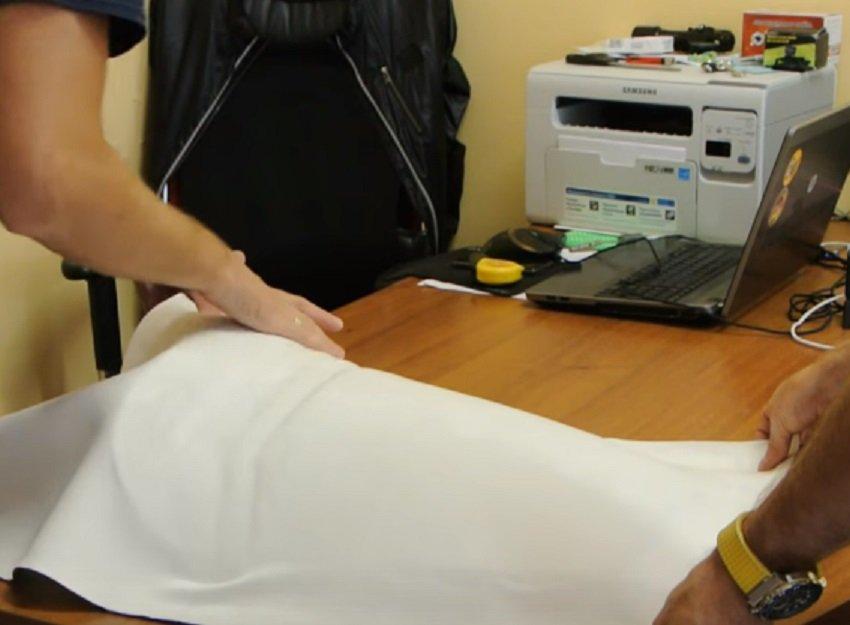 Как перетянуть компьютерный стул своими руками фото 159